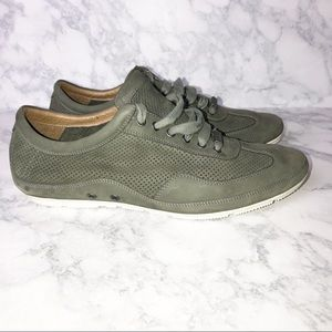 Kenneth Cole Foot Race Suede Mesh Sneakers